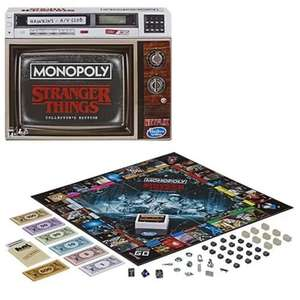Monopoly Stranger Things collectors edition