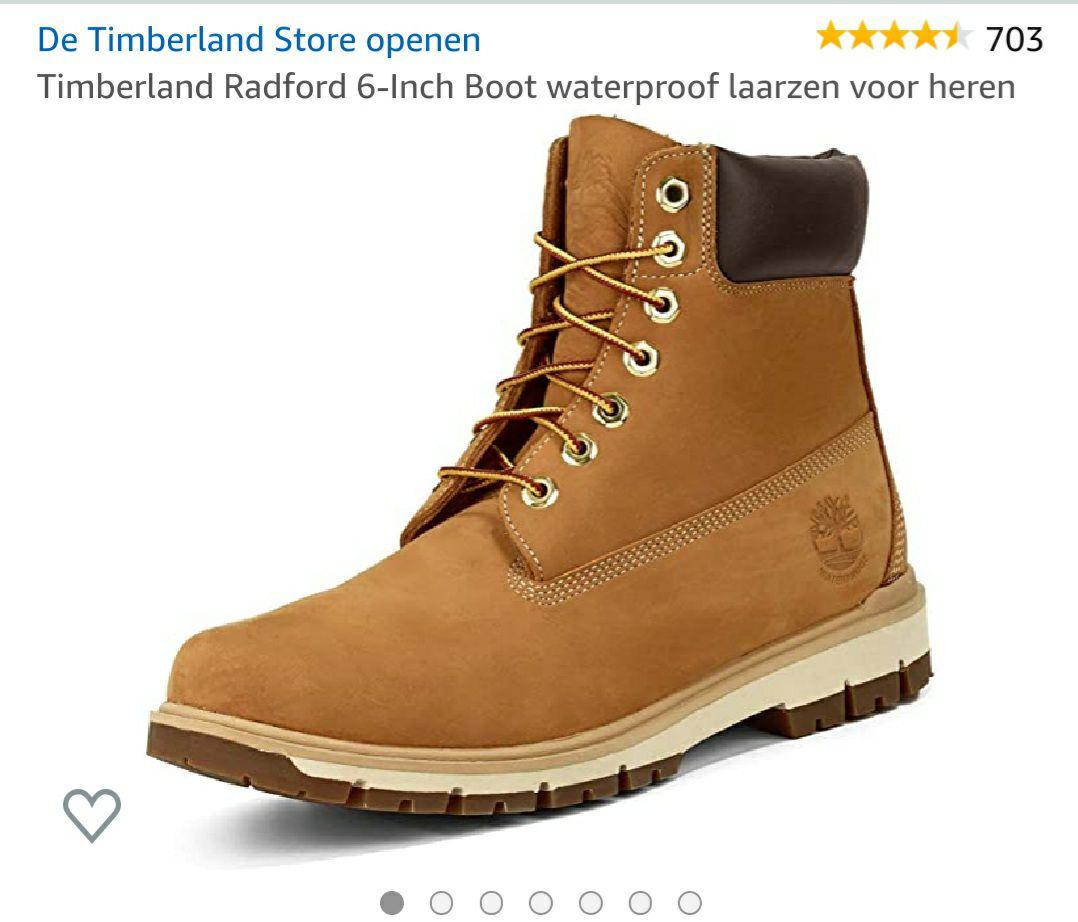 Timberland Radford 6-Inch Boot waterproof laarzen voor heren Amazon Prime