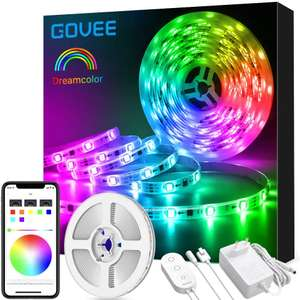 [Prime] Govee Dreamcolor Led Strip. Android, IOS + Google Assisant