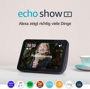 Echo Show 8 - Amazon.de Prime (grensdeal)