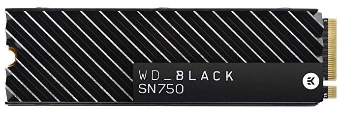 WD SSD SN750 NVMe 1 TB M.2, Zwart Amazon NL Prime