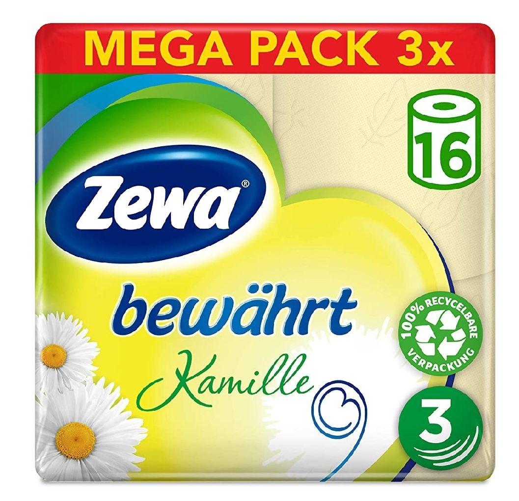 [Prime day] zewa (edet) toiletpapier 48st