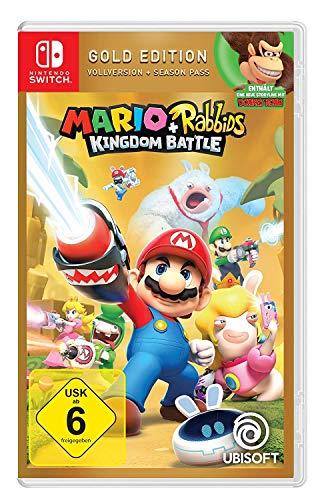 [Prime] Mario + Rabbids: Kingdom Battle - Gold Edition (Nintendo Switch)