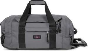 Eastpack leatherface S 38L woven grey