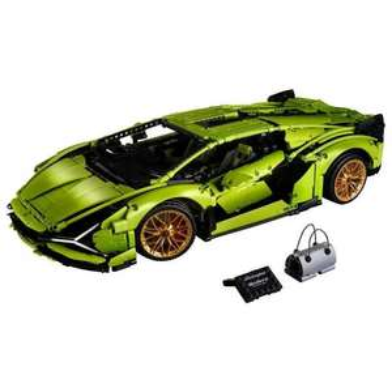 LEGO Lamborghini Sián FKP 37 (42115) @ fun.be