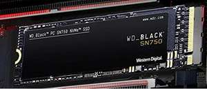 Western Digital NVMe Ssd Sn750 Gaming 500 Gb bij Amazon NL