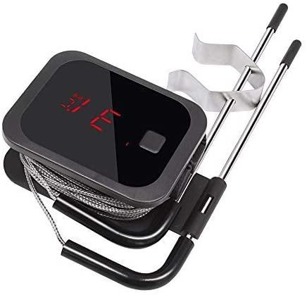 Inkbird IBT-2X Digitale Vleesthermometer BBQ met 2 Probes