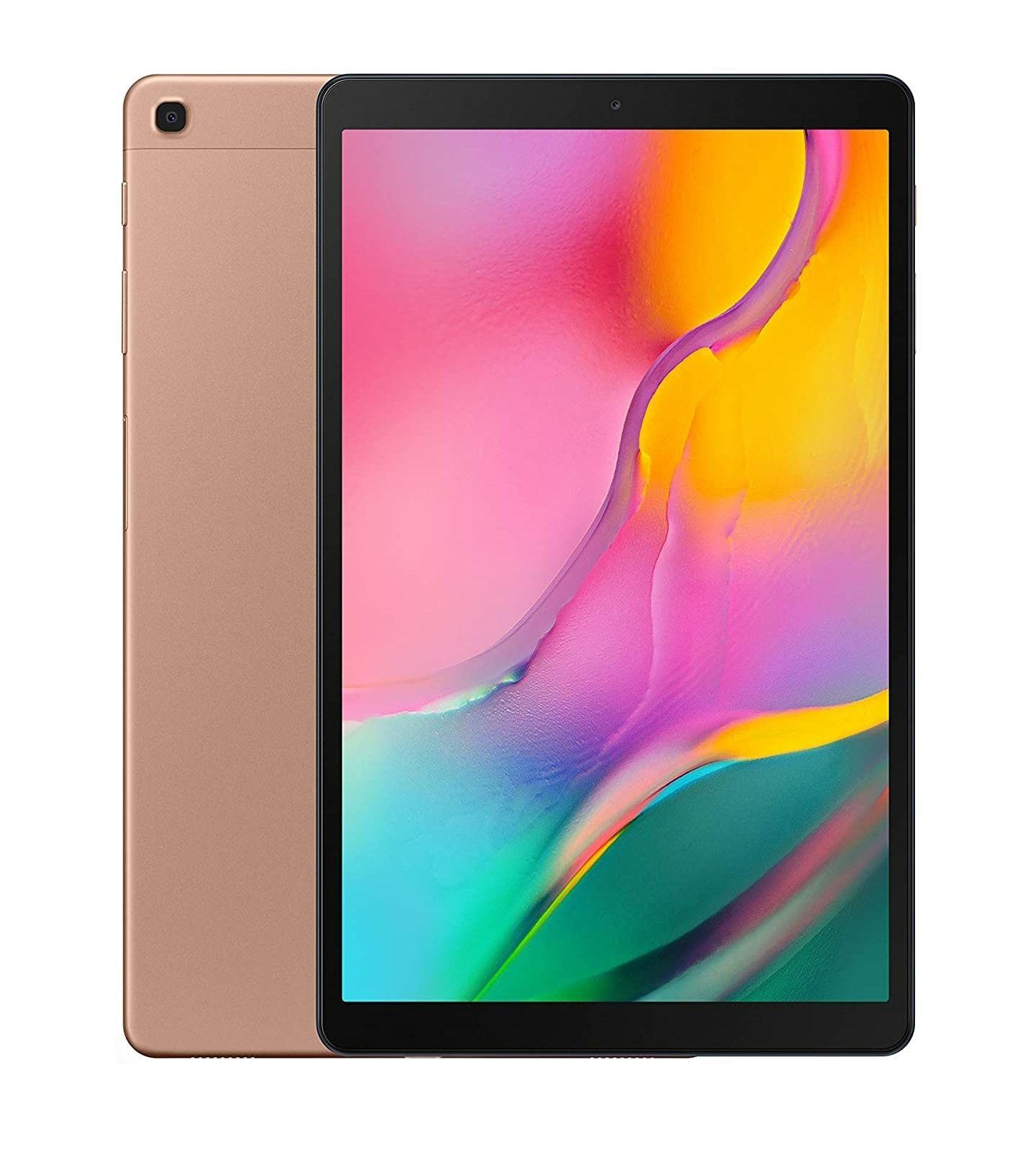 [Prime Day DE) Samsung Galaxy Tab A 10.1 WiFi (2019) 3GB ram, 64GB opslag Zwart, Goud en Zilver