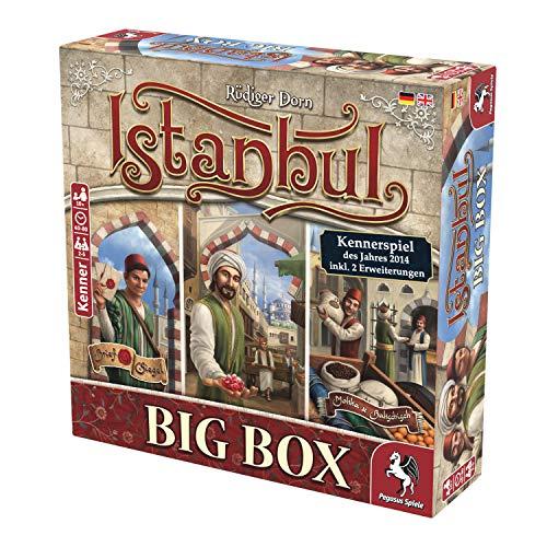 Bordspel Istanbul Big Box DU/EN voor €31,28 @ Amazon DE of Amazon NL