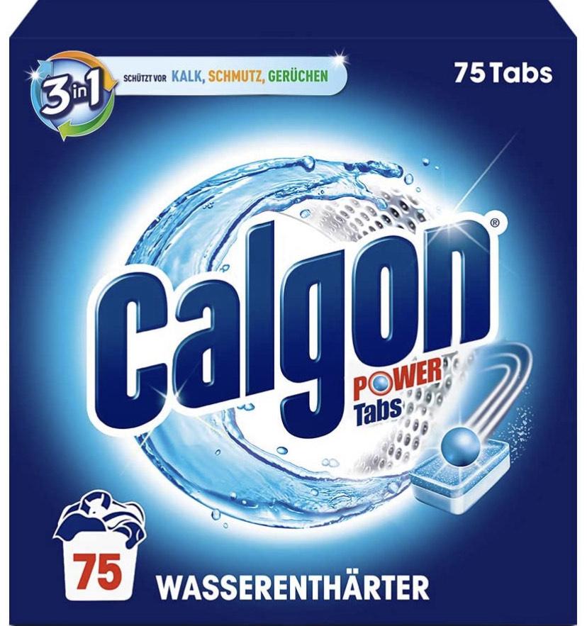 [PRIME DE] Calgon 3 in 1 Power tabs (75 stuks)