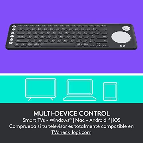 Amazon Prime: Logitech K600 TV Draadloos Toetsenbord