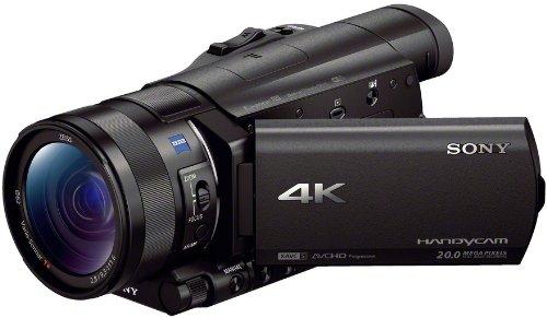 Sony FDR-AX100 4K Ultra HD-camcorder / Amazon Italië (Prime noodzakelijk)