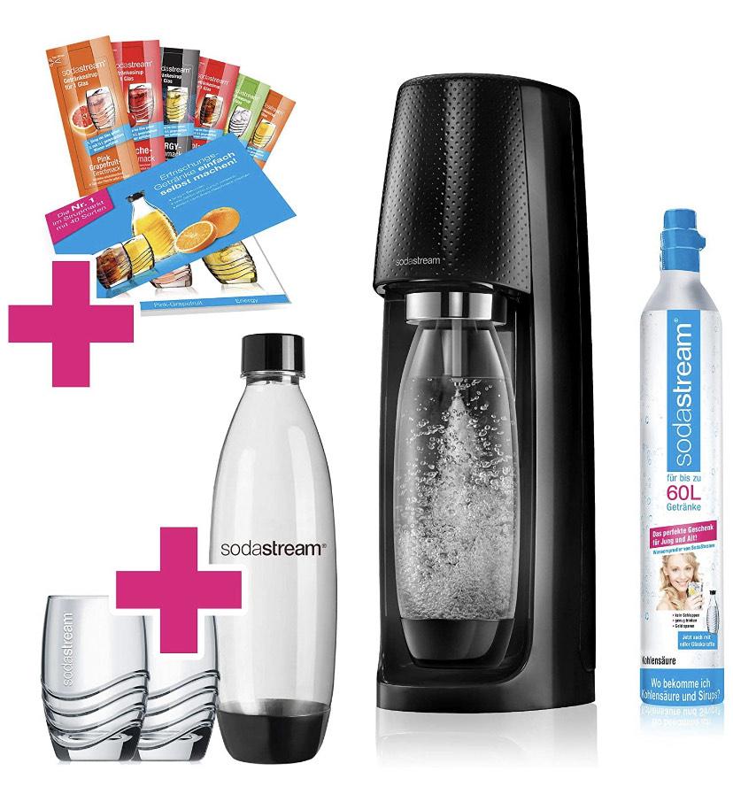 [PRIME DE] Sodastream Easy Promopack
