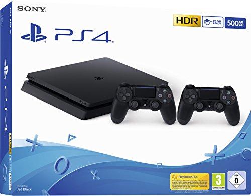 [Warehouse deal] PlayStation 4 500GB met 2 controllers @Amazon.de