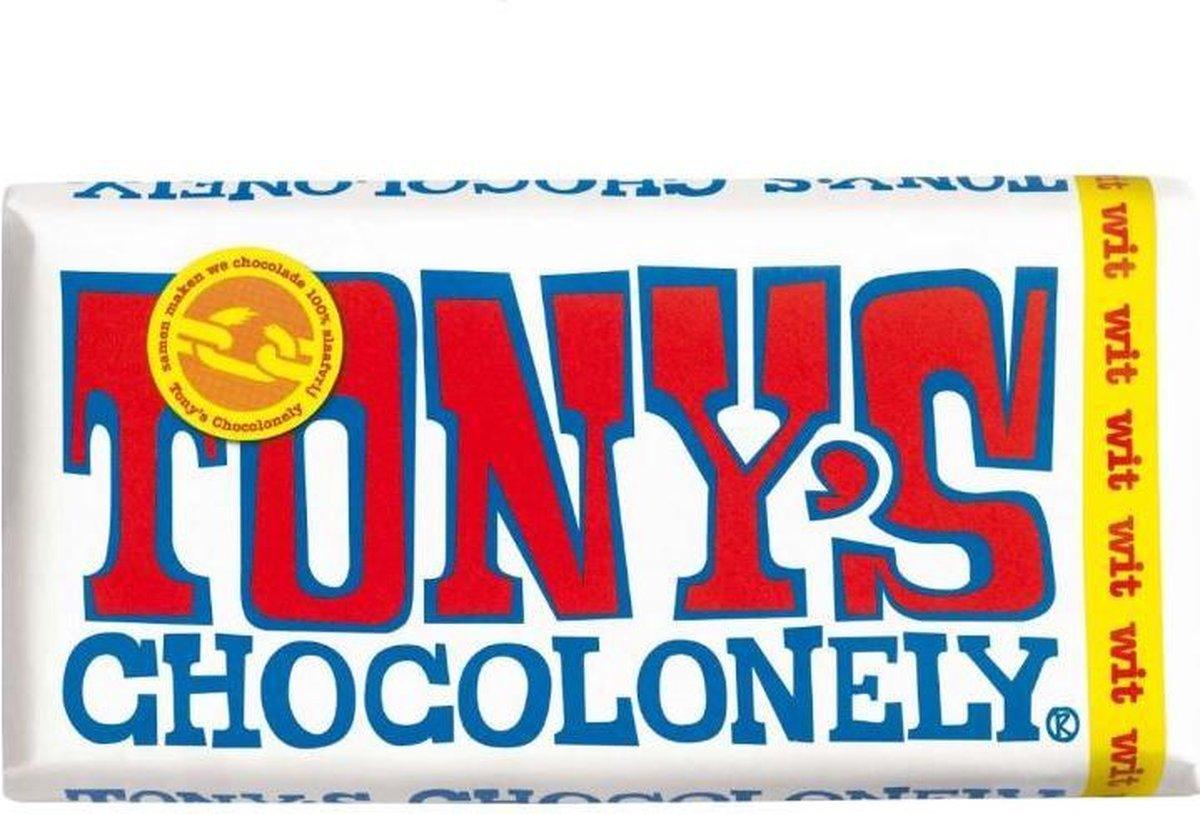 Tony's Chocolonely 15x180g (diverse smaken) voor €9,03 @ Bol.com Plaza