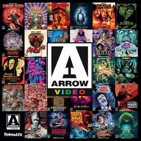 Tot 40% korting + 2e gratis op Arrow Video Blu-rays @ Zavvi