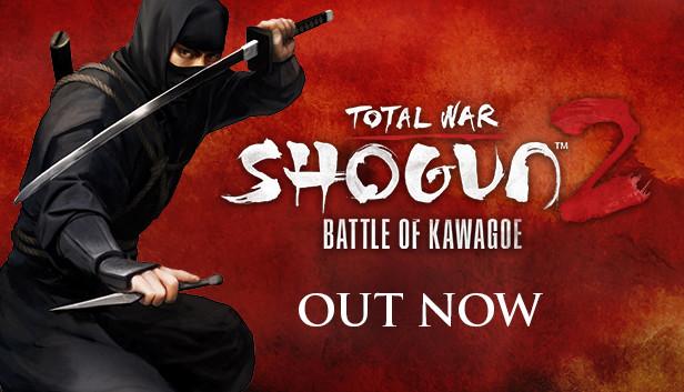 [Steam/PC] Gratis Total War: SHOGUN 2 - Battle of Kawagoe DLC