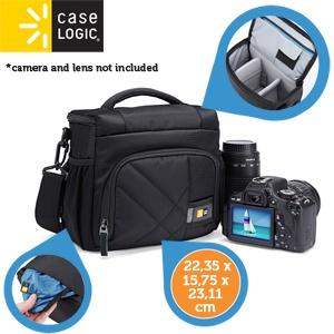 Case Logic CPL105 cameratas voor €22,90 @ iBOOD