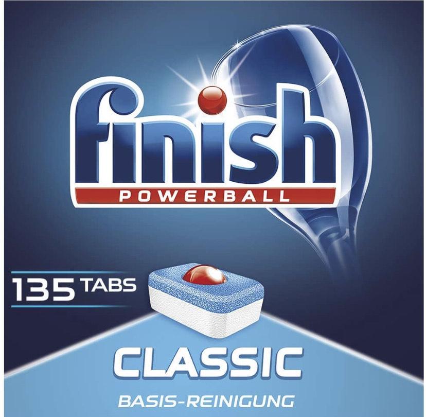 Superdeal op Finish Powerball Vaatwastabletten (spaarabo) | €0,0671 per beurt!!
