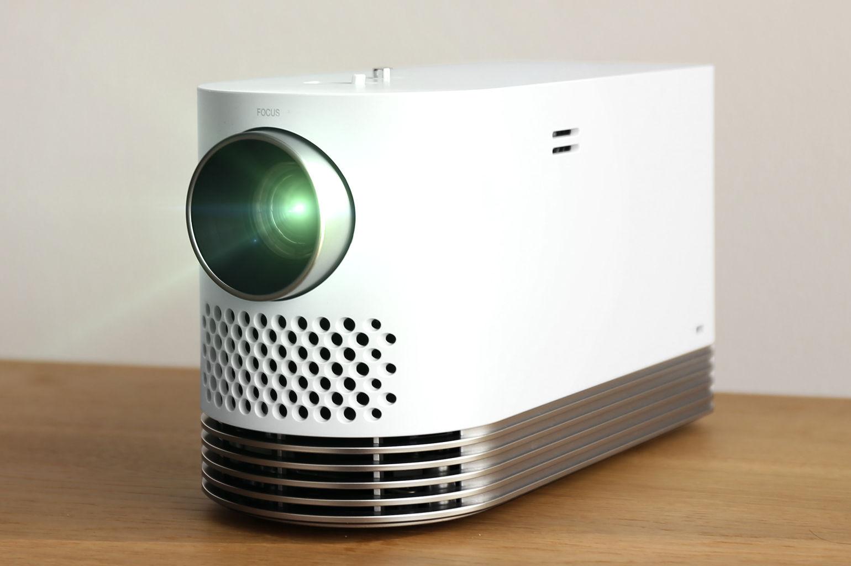 LG HF80JS laser beamer/projector 2000 ANSI lumens DLP 1080p (1920x1080) Desktopprojector Wit