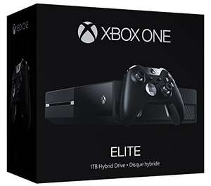 Xbox One Elite (1TB + Elite Controller) voor €412,54 @ Amazon.fr