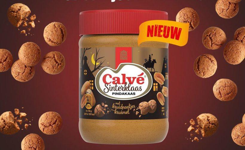 Calvé Sinterklaas pindakaas - 2 voor €3,79 @ AH
