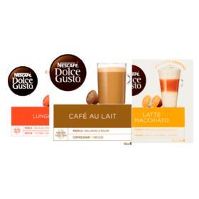Nescafe Dolce Gusto 3 pakken voor €8,99 @Plus