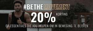 20% korting Body&Fit