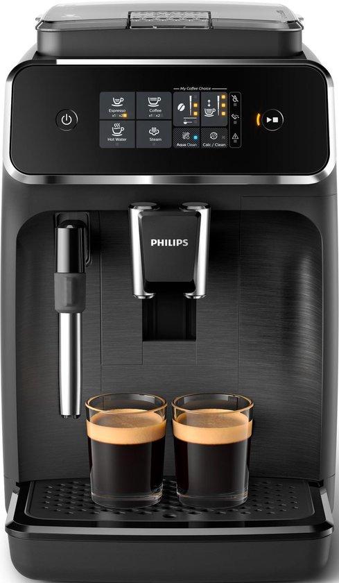 Philips 2200 serie EP2220/10 espressomachine – Bol.com en AH Maand van de koffie