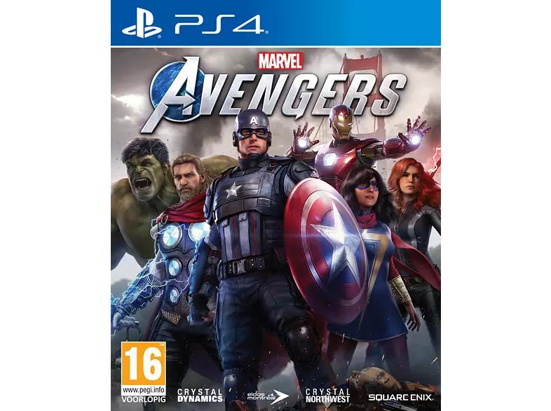 Avengers PS4 nu goedkoopste bij Mediamarkt voor 39,-
