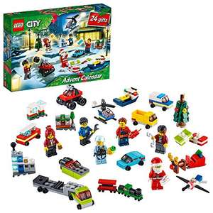 LEGO City Adventkalender 2020