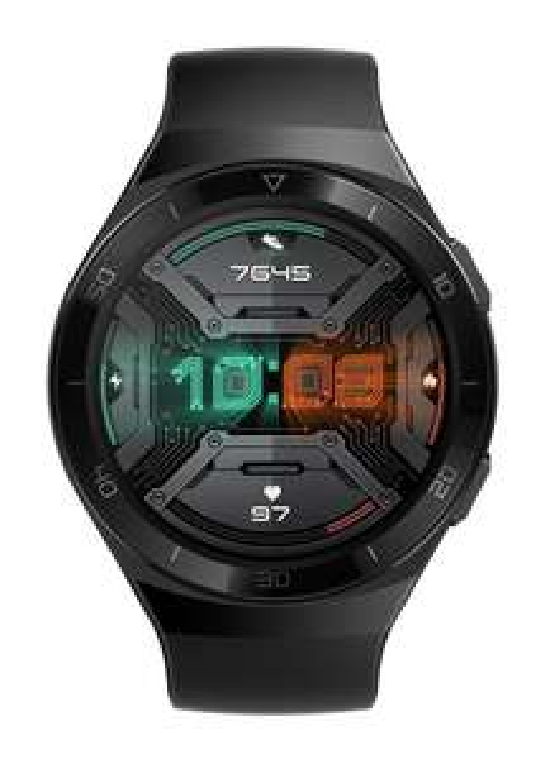 Huawei Watch GT 2e Sport - Zwart - Sporthorloge