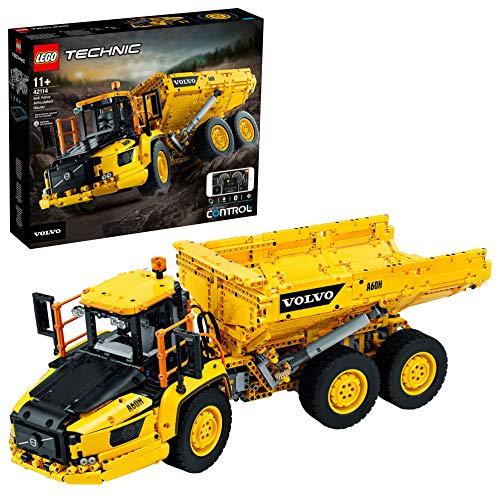 LEGO Technic Volvo 6x6 Truck met kieptrailer (42114)