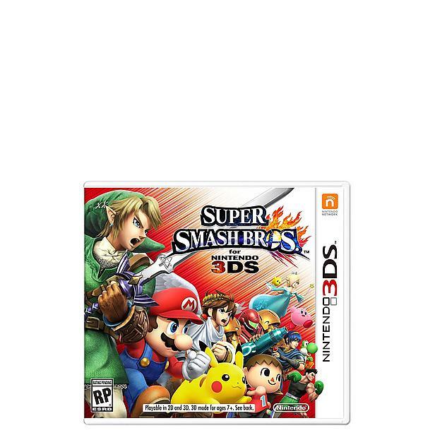 Super Smash Bros. (3DS) voor €36,95 @ Wehkamp