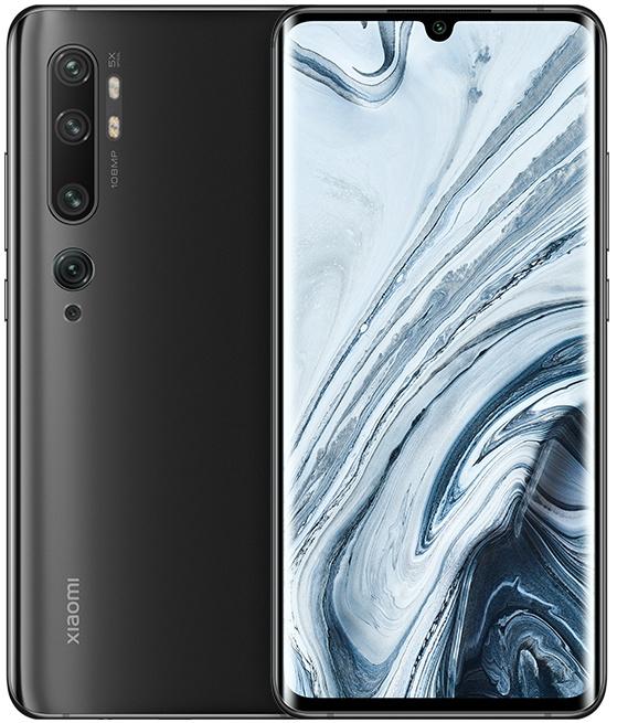 Xiaomi Mi Note 10 6GB/128GB Zwart @ Media Markt