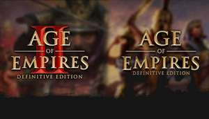Age of Empires: definitive edition bundle