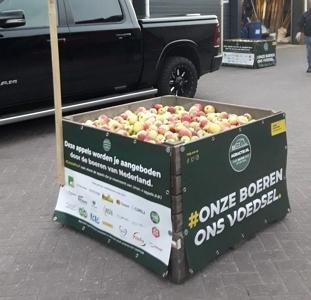 gratis 150000 appels -- kuubkistenactie