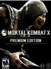 Mortal Kombat X Premium Edition PC (Steam) voor €6,46 @ CDkeys