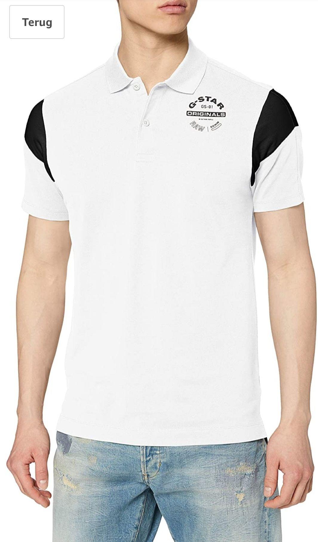 G-Star Raw heren Sport Poloshirt