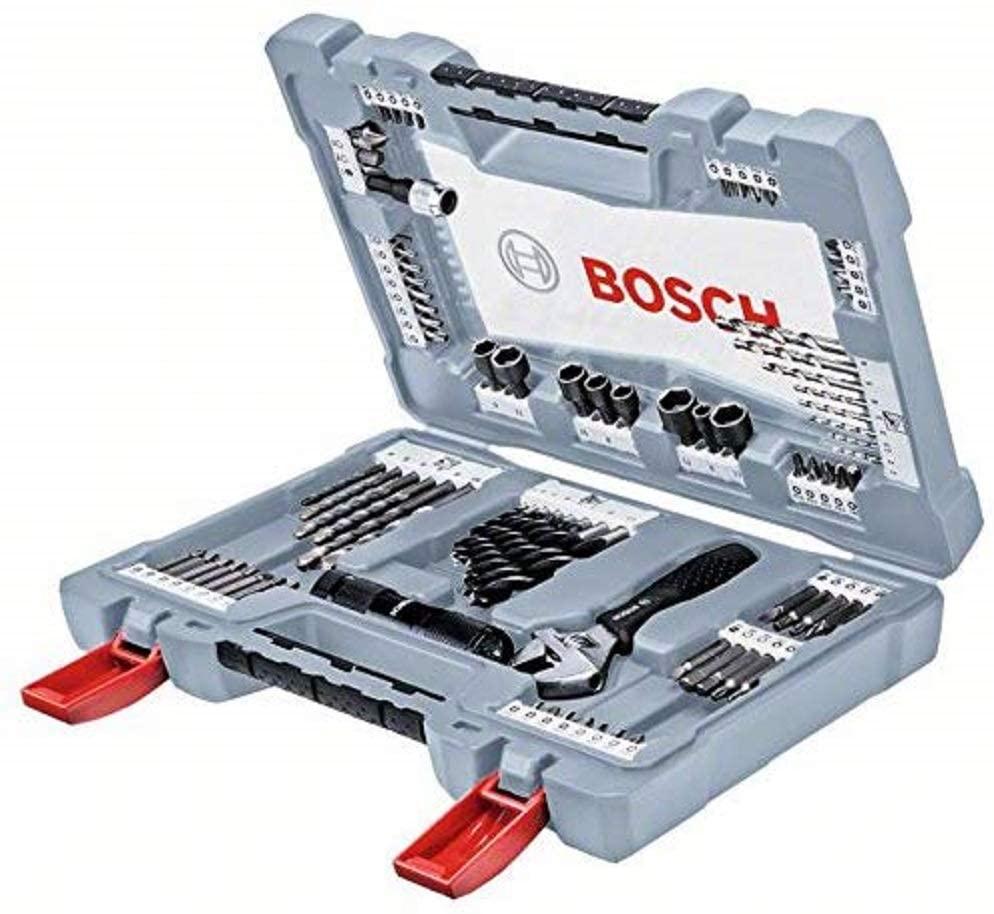 Bosch Professional 91-delig Boor- en bitset Premium