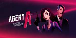 Agent A: a puzzle in disguise voor Nintendo Switch, Android
