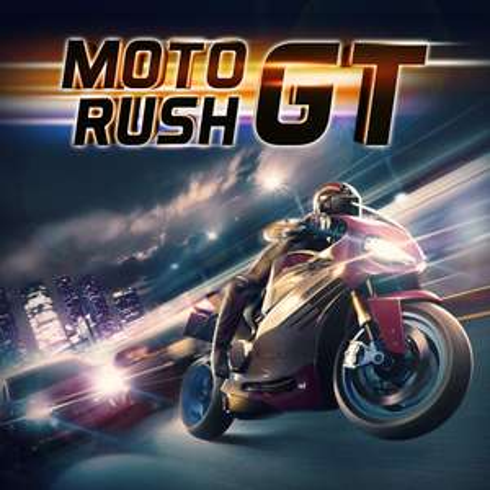 Moto Rush GT - Nintendo Switch - Downloadversie