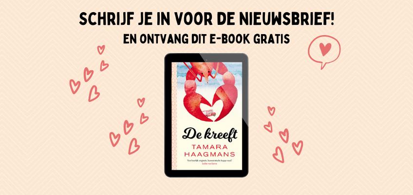 Gratis e-book De kreeft van Tamara Haagmans bij LS Amsterdam