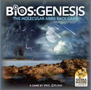 Bios: Genesis - Sierra Madre Games - Board Game