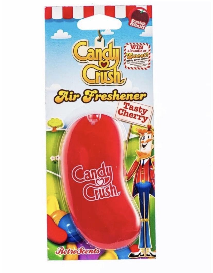 Auto luchtverfrisser Candy Crush Cherry