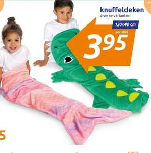 @Action knuffeldeken €3.95