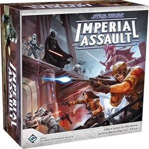 Star Wars Imperial Assault - board game