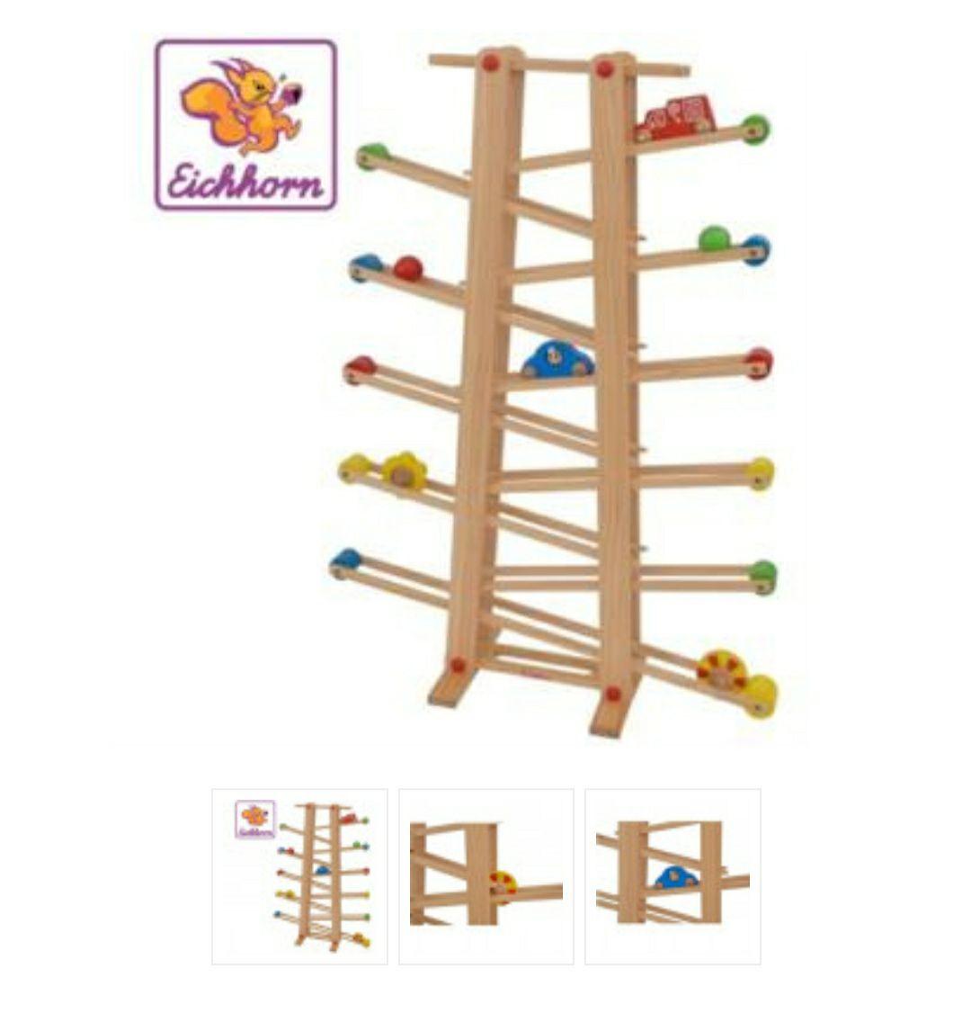 Simba Eichhorn houten rollerbaan XXL