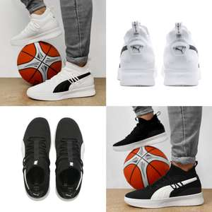 PUMA Clyde Court (basketbal) sneakers @ Sport-Korting