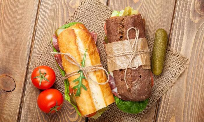 [Utrecht] Broodje naar keuze + frisdrank of koffie